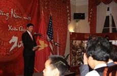 Cộng đồng người Việt tại nước ngoài hân hoan đón Tết