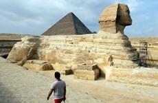 Ngành du lịch Ai Cập sụt giảm mạnh trong năm 2013