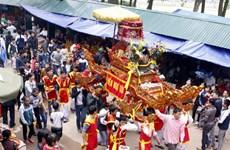 Tưng bừng lễ hội tri ân công đức Tản Viên Sơn Thánh