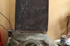 Bia chùa Sùng Khánh ở Hà Giang là bảo vật quốc gia