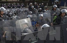 Đàm phán giữa cảnh sát Thái và phe biểu tình thất bại
