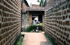 Làng cổ Đường Lâm nhận giải thưởng di sản của UNESCO