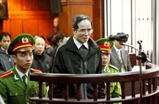Xét xử phúc thẩm đối với Lê Quốc Quân: Y án sơ thẩm