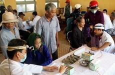 Cộng đồng quốc tế quan tâm hỗ trợ ngành y Việt Nam