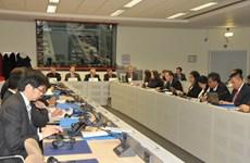 Việt Nam dự hội thảo chính sách an ninh-quốc phòng ASEAN-EU