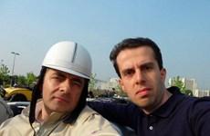 """Một người Italy chụp 5.000 ảnh """"selfie"""" với các ngôi sao"""