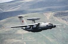 Nga triển khai máy bay cảnh báo sớm tầm xa tới Belarus