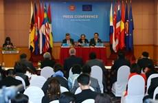 EU tăng cường quan hệ thương mại với các nước ASEAN