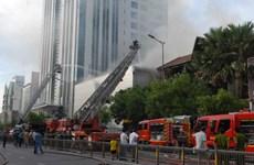 Bộ Công an hưởng ứng Tuần lễ phòng chống cháy nổ