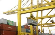 Hàng chở bằng container qua Cảng Đà Nẵng tăng mạnh