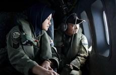 Nhật tiếp tục hỗ trợ Malaysia tìm kiếm máy bay mất tích