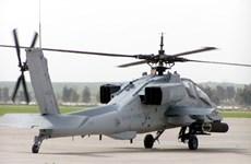 Quân đội Indonesia bắt đầu đào tạo phi công lái Apache