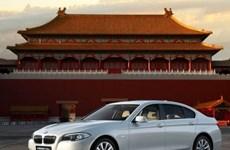Hãng BMW báo lỗi hơn 232.000 chiếc xe ở Trung Quốc