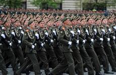 Nga chuẩn bị lễ duyệt binh mừng Ngày chiến thắng phátxít