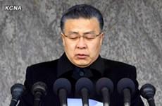 Triều Tiên: Bí thư Thành ủy Bình Nhưỡng bị cách chức