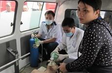 Sáu công nhân chết và nguy kịch do bị ngạt khí mêtan