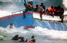 Hải quân Libya bắt giữ hơn 400 người nhập cư trái phép