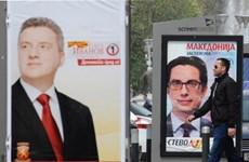 Macedonia phải tổ chức bầu cử tổng thống vòng hai