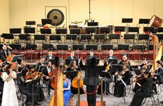 Hòa nhạc đặc biệt kỷ niệm chiến thắng Điện Biên Phủ
