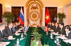 Đưa quan hệ Việt Nam-Liên bang Nga phát triển thực chất