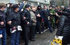 Nga cam kết hỗ trợ Ukraine chấm dứt khủng hoảng