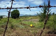 Việt-Mỹ tìm cách thúc đẩy việc khắc phục hậu quả dioxin