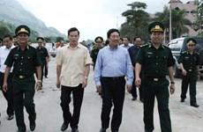 Phó Thủ tướng: Hà Giang cần phát triển kinh tế biên mậu