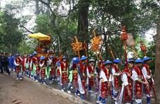 Lễ hội Đền Hùng 2014 thu hút hơn sáu triệu lượt du khách