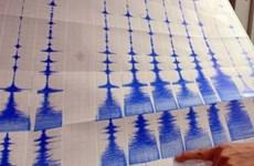Động đất mạnh 6,5 độ Richter làm rung chuyển Tonga
