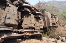 12 người thiệt mạng trong vụ tai nạn tàu hỏa tại Ấn Độ