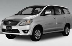 Toyota Việt Nam triệu hồi 43.000 xe Innova, Fortuner, Hilux
