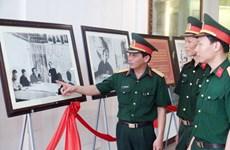 Trưng bày hơn 500 kỷ vật Trường Sơn và tài liệu chiến tranh