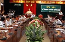 Tạm giữ thêm 76 đối tượng gây rối ở Khu kinh tế Vũng Áng