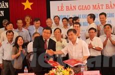 Phú Yên bàn giao đất cho chủ đầu tư dự án Vũng Rô