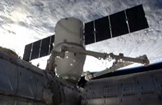 Tàu vũ trụ Dragon hoàn thành sứ mệnh tiếp tế cho ISS
