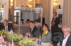 Khai mạc Hội nghị bộ trưởng 12 nước tham gia đàm phán TPP
