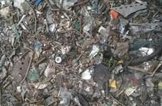 Thành phố Hồ Chí Minh phát hiện hơn 27 tấn phế liệu rác thải