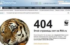 Hãng tin Nga RIA Novosti gỡ bài viết xuyên tạc về Biển Đông