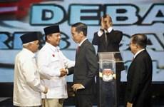Cuộc đua tranh cử tổng thống Indonesia trở nên cân bằng