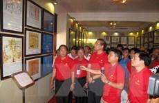 Triển lãm những bằng chứng Hoàng Sa, Trường Sa của Việt Nam