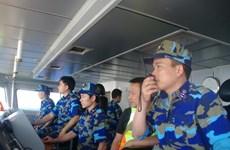 Tinh thần xung kích của những người trẻ ở quần đảo Hoàng Sa