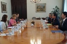 Slovenia và Croatia muốn tăng cường hợp tác với Việt Nam