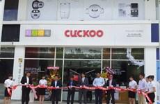 Công ty Cuckoo Electronics mở cửa hàng đầu tiên tại Việt Nam