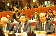 ASEAN-EU nhất trí hướng tới quan hệ đối tác chiến lược