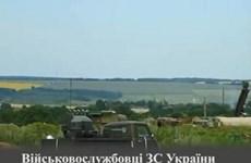 Truyền hình Ukraine khoe tên lửa Buk trước khi MH17 bị rơi