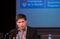"""Argentina: Gian nan cuộc chiến chống các """"quỹ kền kền"""""""