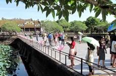 Thừa Thiên-Huế đón gần 1,8 triệu lượt du khách trong 7 tháng