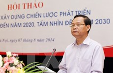 Xây dựng chiến lược phát triển ngành thanh tra đến năm 2020