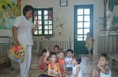 """Nan giải """"bài toán"""" quản lý 13.000 trẻ mồ côi, cơ nhỡ ở Hà Nội"""