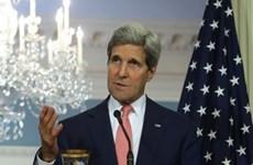 Ngoại trưởng Kerry: Mỹ sẵn sàng cải thiện quan hệ với Triều Tiên